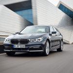 BMW 7 series 2016-2017: новая версия легендарного автомобиля