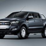 Во Франкфурте состоится презентация новой версии Ford Ranger