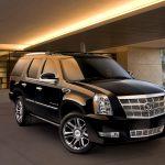 Мощный Cadillac Escalade будет показан в следующем году