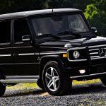 Известна стоимость новой версии вседорожника Mercedes-Benz G-класса