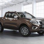 Компания Nissan показала новое поколение Navara