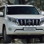 Новый Toyota Land Cruiser Prado уже в РФ