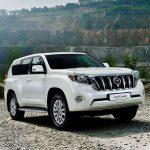 Начался прием заказов на новую версию Toyota Land Cruiser Prado