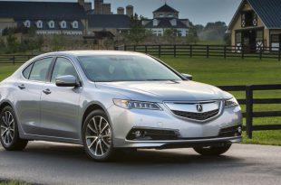 В США начала продаваться новая модель TLX от компании Acura