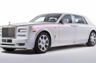 Новый Phantom от Rolls-Royce дебютирует уже в будущем году
