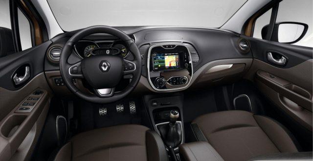 Renault подготовил спецверсию Hypnotic кроссовера Captur