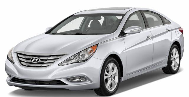 470 тысяч американских экземпляров Hyundai Sonata попали под отзывную компанию