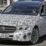 В сеть попали фотографии интерьера новой модели E-класса от Mercedes-Benz