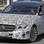 Прообраз новой модели E-класса от компании Mercedes-Benz проходит испытания
