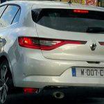 Обновленный Renault Magane проходит испытания на европейских дорогах
