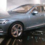Фотографии салона Volvo S90 «утекли» в Интернет