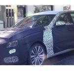 Корейский седан Hyundai Genesis замечен на тестах