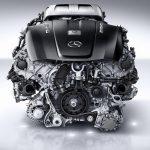 Компания Mercedes-Benz представила в действии новую установку V8