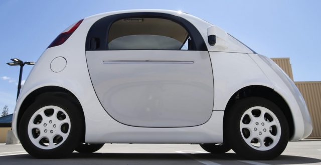 Компания Google усовершенствует свои роботизированные автомобили