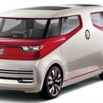Представлены прообразы моделей Mighty Deck и Air Triser от бренда Suzuki