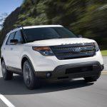 В Российской Федерации будут представлены две новинки от Ford