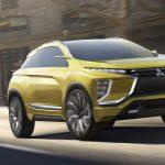 «Зеленый» кроссовер eX от Mitsubishi представили публике официально