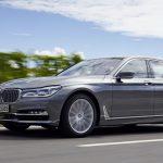 На российский рынок приедут обновленные модели 7-series от BMW