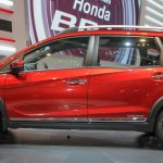 Производство внедорожника BR-V от Honda начнется весной грядущего года