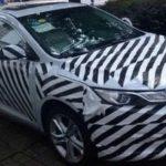 Прообраз новой модели Emgrand G7 от Geely уже проходит тесты