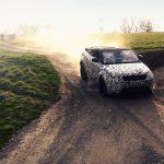 Выходит лимитированная партия внедорожника Evoque Convertible от бренда Range Rover
