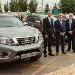 Рейстайлинговая модель пикапа Navara от Nissan будет производиться в Испании