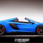 Состоится выпуск кабриолета 675 LT Spider от McLaren