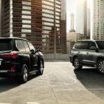 Новый Lexus LX получил отечественные ценники