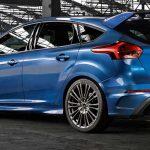 Новый Focus RS от бренда Ford оснастят системой восстановления работы движка