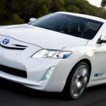 Бензиновые модели от Toyota перестанут выпускаться к середине столетия