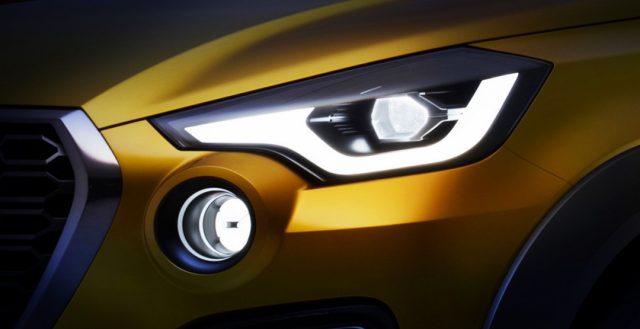 Компьютерное изображение новой модели от Datsun появилось в сети
