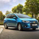 Chevrolet Lova RV будет продаваться в Китае с конца этого года