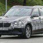 Шпионы выяснили новые подробности относительно нового семиместного внедорожника BMW X1