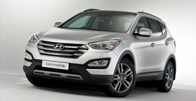 Фото Hyundai Santa Fe