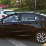 В Интернет попали первые снимки модели Arrizo 5 от Chery