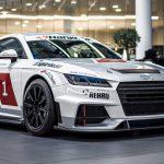 Компания Audi продемонстрировала спортивное купе TT