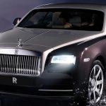 Продажи люксовых автомобилей от Rolls-Royce в РФ только растут