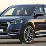 Компьютерное изображение новой модели Q5 от Audi выложили в Интернет
