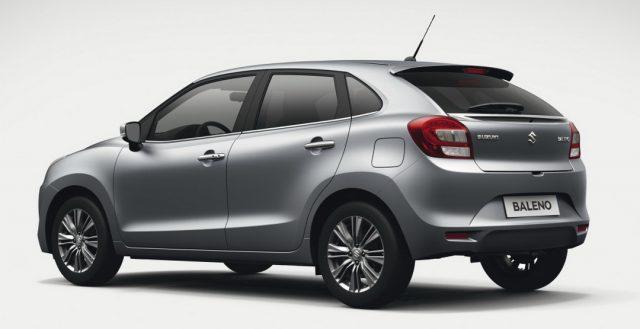 Модель Baleno от Suzuki разойдется по 100 мировым автомобильным рынкам