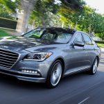 Компания Hyundai подготовила обновленную версию модели Genesis 2016