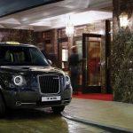 Автомобили для лондонского такси продемонстрировал бренд Geely