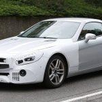 Рестайлинговая модель SL от Mercedes-Benz замечен без маскировки