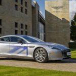 Бренд Aston Martin подготовил электрическую модель RapidE