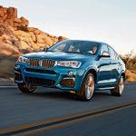 Свежая модель X4 M40i от компании BMW выйдет уже в 2015 году