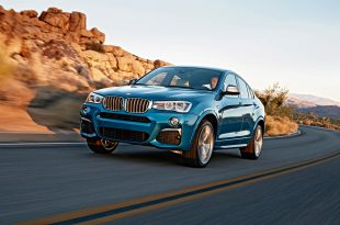 Фото BMW X4 M40i 2016