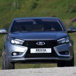 В сети появились первые фотографии Lada Vesta в удлиненном кузове