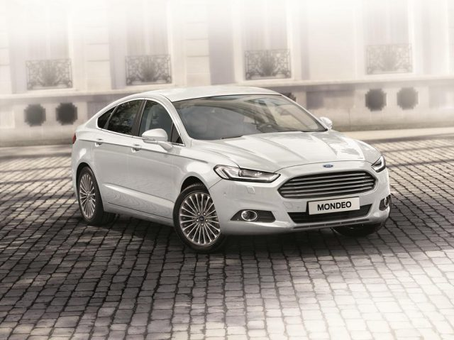 Фото Ford Mondeo Titanium Plus