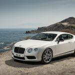 В России снизились продажи моделей от Bentley