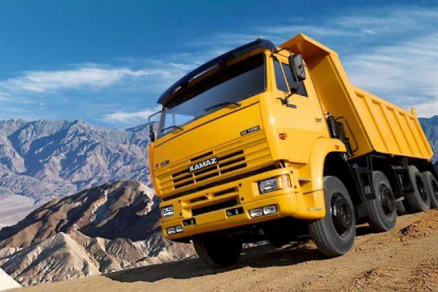 С начала года КАМАЗ выпустил более 18-ти тысяч моделей