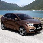Lada XRay с «автоматом» отправится на тесты в Германию